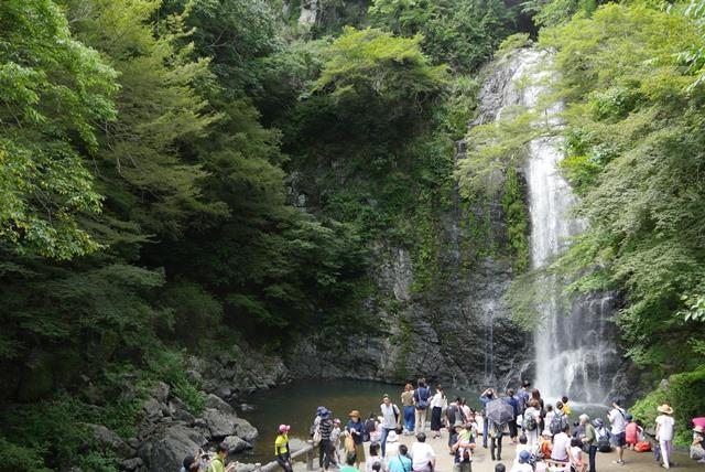 06箕面の滝